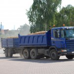 sprzedaż ogumienia ciężarowego jest jednym z mierników koniunktury  rynku