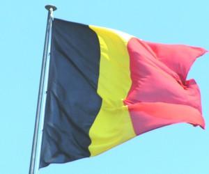Belgia Flaga
