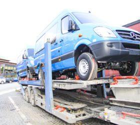 Popyt na nowe ciężarówki wciąż rośnie