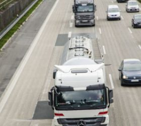 Przebieg zmian stawek frachtowych na rynku transportu drogowego w Europie